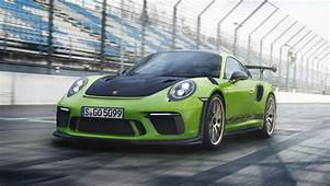 Porsche 911 GT3 RS 2018 Pricing And Specs Revealed  Car