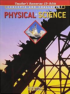 concepts and challenges science worksheets 13435 globe concepts and challenges in physical science s resource cd rom 4th edition 2003c