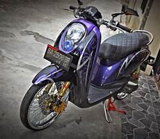 Modifikasi Scoopy Standar by 102 Foto Modifikasi Beat Standar Modifikasi Motor Beat