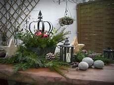 Garten Weihnachtlich Dekorieren - broceliandes gartentr 228 ume dezember 2009