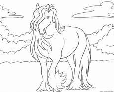 ausmalbilder pferde ausmalen 770 malvorlage alle