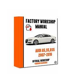 how to download repair manuals 2008 audi a5 free book repair manuals audi car service repair manuals ebay