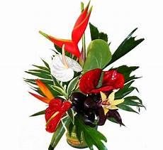 bouquet de fleurs exotiques fleurs exotiques photos