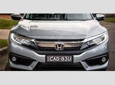 2016 Honda Civic VTi LX Review   CarAdvice