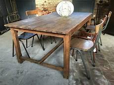 ancienne table de ferme lequai pro