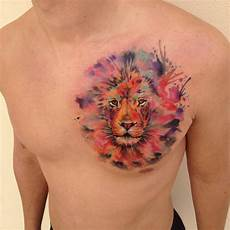 amazing watercolor tattoos by a czech artist that only