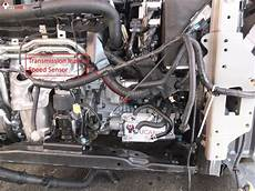 2015 nissan altima transmission fluid pressure sensor location nissan cvt transmission speed sensor replacement diy