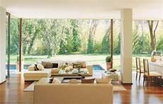15 amazing glass walls living room designs rilane