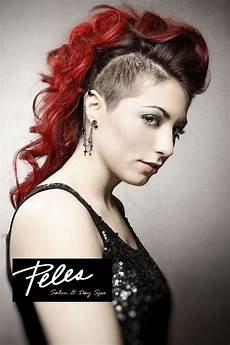 pin on mohawk hairstyles for women