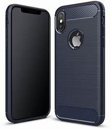 otto iphone xs pedea handytasche 187 carbon look f 252 r iphone xs max