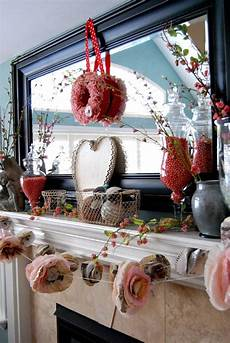 Decorating Ideas For Valentines Day by 20 Gorgeous S Day Mantel D 233 Cor Ideas