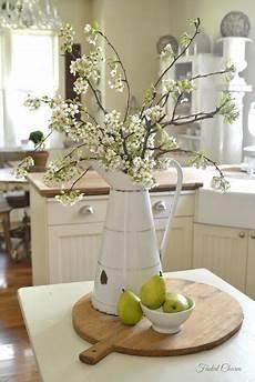 spring faded charm country farmhouse decor farmhouse decor country kitchen designs