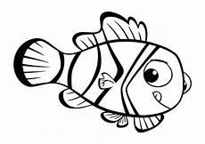 Malvorlage Nemo Fisch Nemo Fisch Malvorlage