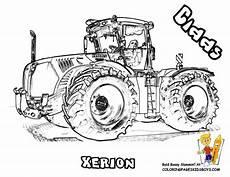 s dessin coloriage de tracteur claas ausmalbilder