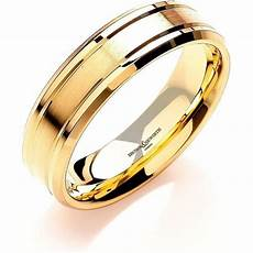 brown and newirth mens 18ct yellow gold wedding ring anfp622 6 18y market cross jewellers
