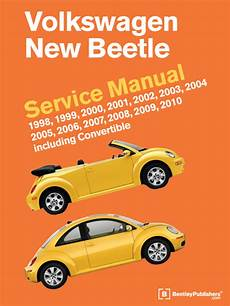 online car repair manuals free 2001 volkswagen rio electronic throttle control front cover vw volkswagen new beetle service manual 1998 2010 bentley publishers repair
