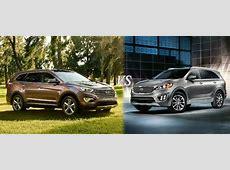 Kia Sorento vs Hyundai Santa Fe   car.com.ng