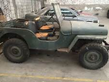 Jeep Willys MB 1941 For Sale Photos Technical