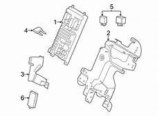 Lr079312 Land Rover Fuse Box Bracket Electrical