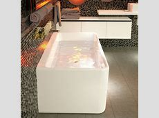 Caroma Cube Back to Wall Freestanding Bath 1600mm