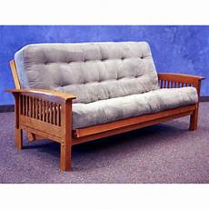 futon firenze florence wood futon frame curved slatted arms