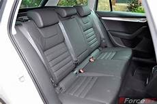 2014 skoda octavia elegance rear seats forcegt