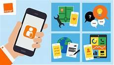service client service client mobile et orange comment