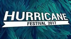 Hurricane Festival 2017 Southside Festival 2017 Neue