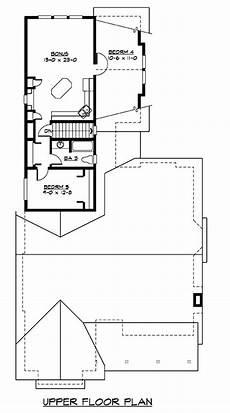 craftsman bungalow second floor plan sdl custom homes 115 1434 house plan second floor craftsman style house