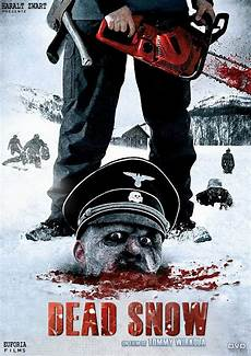 Dead Snow 2009 Horrorpedia