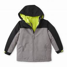 athletech boys 3 in 1 system jacket colorblock