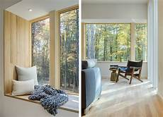 residential design inspiration modern window seat