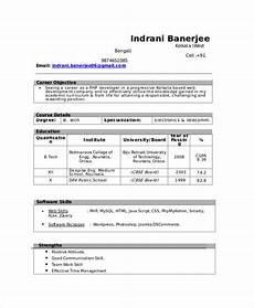 free 7 resume writing exles sles in pdf doc