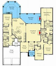 french provincial style house plans 3 bed french country style house plan with brick and