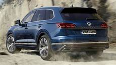 a volkswagen 2019 volkswagen touareg new high tech flagship suv