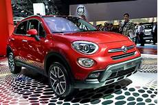 fiat 500x automatique new 2016 fiat 500x small crossover is a global italian autotribute