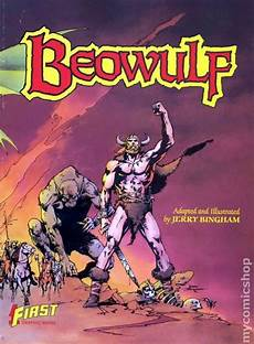 beowulf gn 1984 comics adapted by jerry bingham