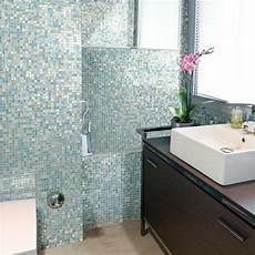 Bad Mit Mosaik - badezimmer mit mosaik gestalten 48 ideen
