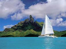 sailing in beautiful places world super travel