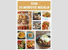 31 best 16 minute meals images on Pinterest   Recipes