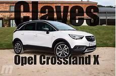 Las 4 Claves Opel Crossland X Motor Es
