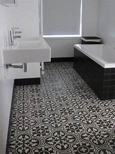 bathroom tiles black and white ideas 40 black and white bathroom floor tile ideas and pictures 2019