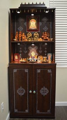 Indian Home Decor Ideas In Usa by That Corner Where God Resides House Puja Room