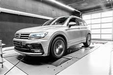 vw tiguan ii 2 0 tdi 4motion with 300 ps from mcchip dkr