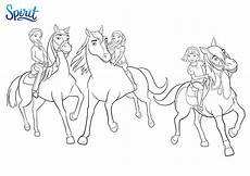 spirit free coloring pages 40 new images free