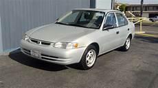 2000 Toyota Corolla Ce Silver T Tak Auto Service