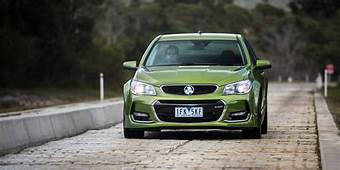 2016 Holden VFII Ute Unveiled At Deni Muster  Photos