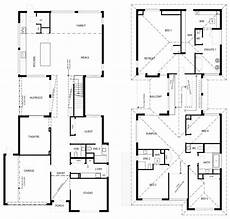 small double storey house plans hallbury homes custom builders melbourne double storey