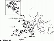 best car repair manuals 1995 toyota camry engine control 1995 toyota 4runner engine diagram automotive parts diagram images