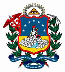 simbolos regionales del estado bolivar escudo del estado bol 237 var